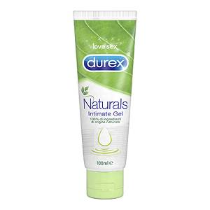 DUREX NATURAL GEL 100ML MSL
